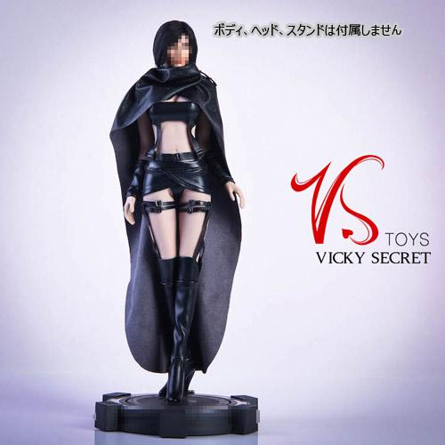 【VICKY SECRET toys】VStoys 19XG39 1/6スケール 女性フィギュア用コスチューム