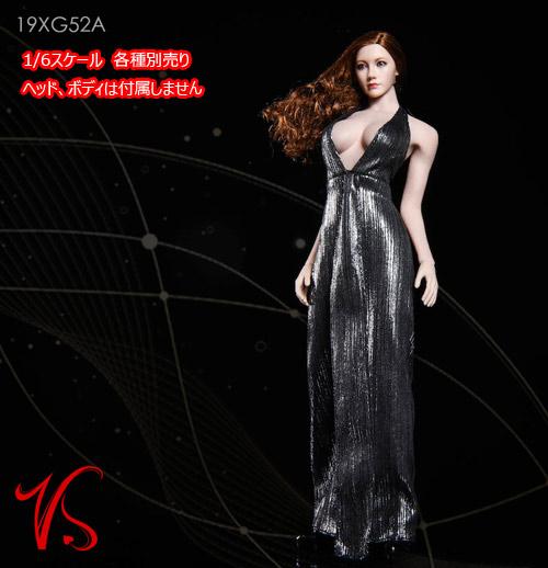 【VICKY SECRET toys】VStoys 19XG52 Marilyn dress ドレス 1/6スケール 女性ドール・フィギュア用コスチューム
