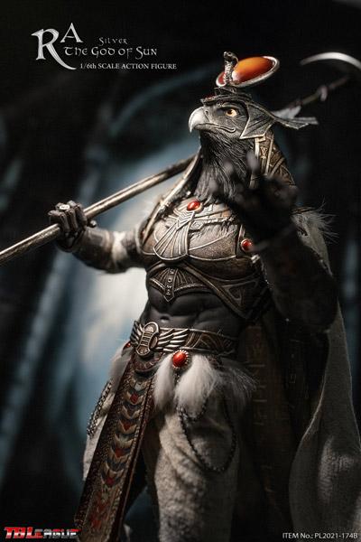 【TBLeague】TBリーグ PL2021-174B Ra the God of Sun- Silver