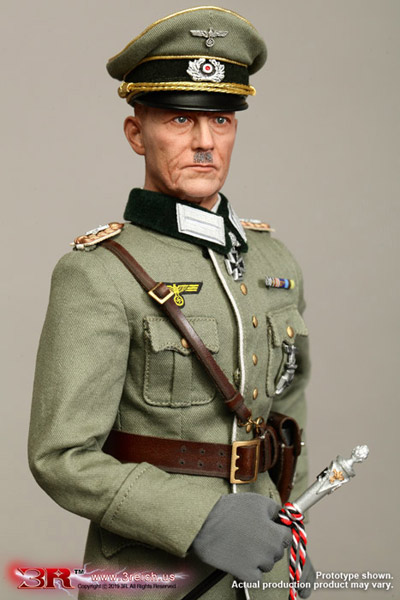 【3R】GM643 Karl Rudolf Gerd Von Rundstedt WW2ドイツ軍 ゲルト・フォン・ルントシュテット 1/6スケールフィギュア