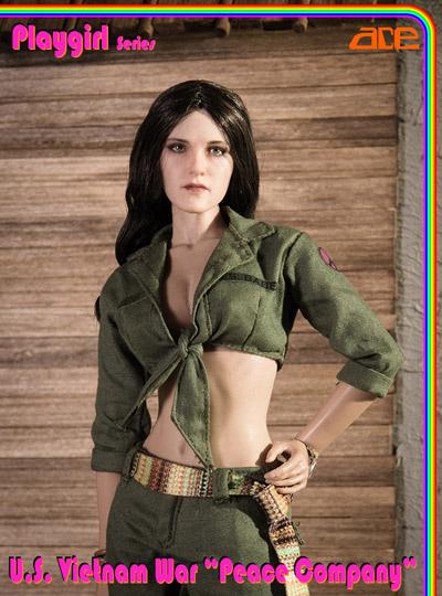 【ACE】Playgirl Series - U.S. Vietnam War
