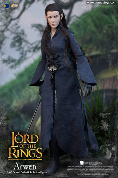 【ASMUS TOYS】LOTR021 Arwen 1/6 collectible action figure 1/6スケール ロード・オブ・ザ・リング アルウェン フィギュア