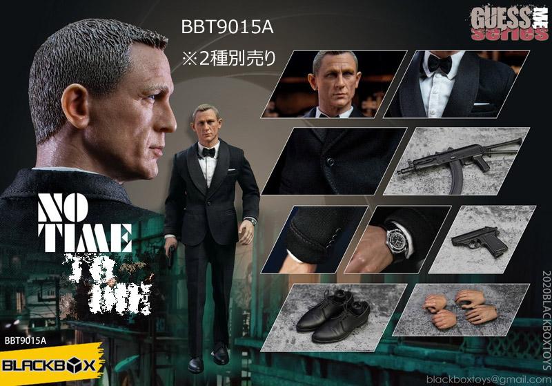 【BLACKBOXTOYS】BBT9015AB Agent エージェント 1/6スケール男性フィギュア