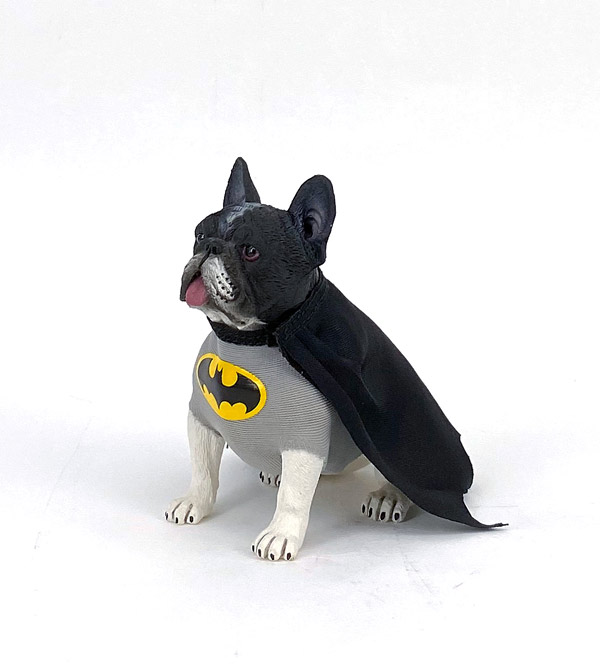 【PENGUIN GOODS】CD#001 Cosplay Dog Batman コスプレドッグ バットマン