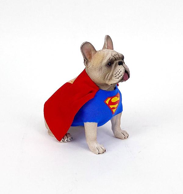 【PENGUIN GOODS】CD#002 Cosplay Dog Superman コスプレドッグ スーパーマン