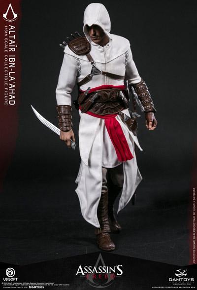 【DAM】DMS005 Assassin's Creed Altaïr the Mentor アサシンクリード アルタイル・イブン・ラ・アハド 1/6スケールフィギュア