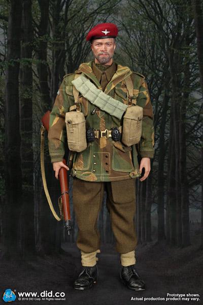 【DID】K80136 British 1st Airborne Division (Red Devils) Sergeant Charlie
