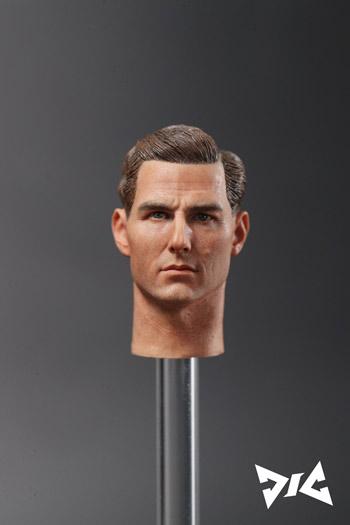 【DJC】DJC001 1/6 Headsculpt 1/6スケール 男性ヘッド hk-3783