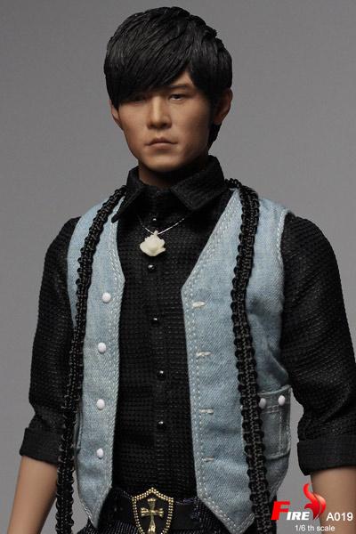 【FIRE】A019 Cowboy is very busy Jay カウボーイ 1/6スケール男性フィギュア