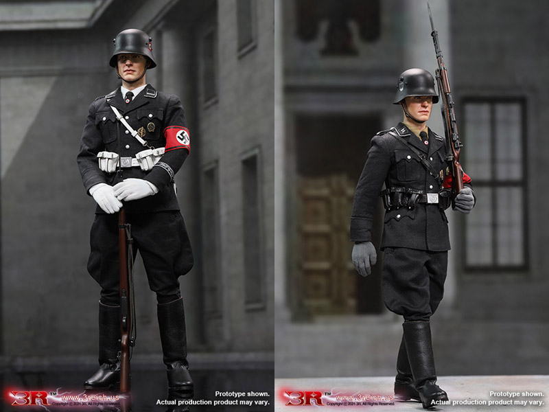 【3R】GM647 SS-Leibstandarte Honor Guard (LAH) Ultimate Edition - Archard