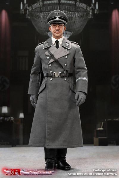 【3R】GM646 Heinrich Himmler late version WW2ドイツ軍 ナチス親衛隊 親衛隊全国指導者 ハインリヒ・ヒムラー レイトバージョン