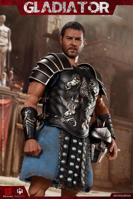 【HHmodel & HaoYuTOYS】HH18016 1/6 Empire Legion-Empire Gladiator (Standard Edition) 男性戦士 グラディエーター 通常版