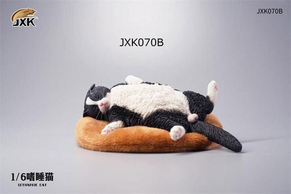 【JxK.Studio】JXK070ABCDE ネコ&クッション 1/6スケール 猫 ネコ 家猫 イエネコ