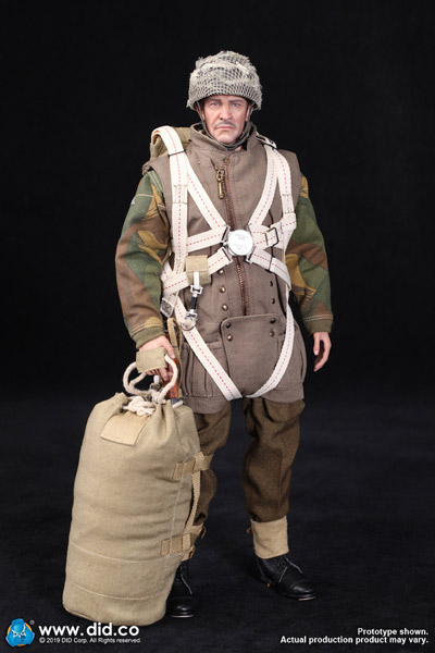 【DID】K80135 British 1st Airborne Division (Red Devils) Commander Roy WW2 イギリス第1空挺師団レッドデヴィルズ 指揮官 ロイ