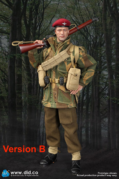 【DID】K80136B British 1st Airborne Division (Red Devils) Sergeant Charlie