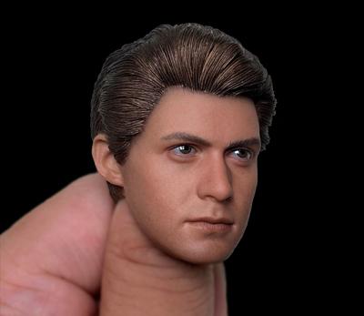【LIMTOYS 】LGH001 Man Headsculpt 1/6スケール 男性ヘッド