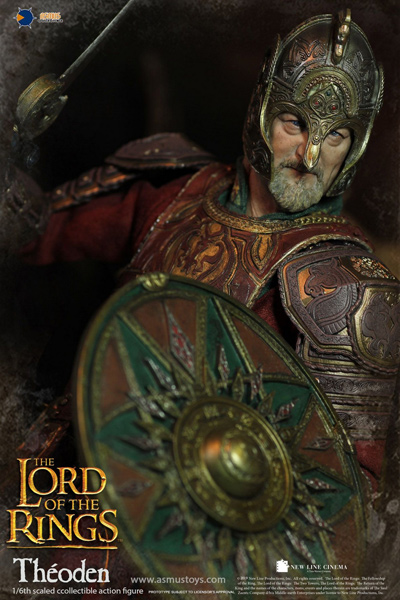 【ASMUS TOYS】LOTR022 THE LORD OF THE RING SERIES THéODEN 1/6スケール ロード・オブ・ザ・リング セオデン フィギュア