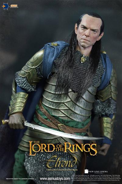 【ASMUS TOYS】LOTR024 The Lord of the Rings ELROND 『ロード・オブ・ザ・リング』 エルロンド 1/6スケールフィギュア