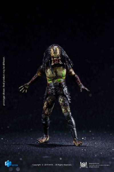 【HIYAToys】LP0095 1/18 Exquisite Mini Series Predators Crucified Predator プレデターズ 1/18スケール アクションフィギュア