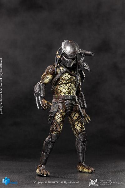 【HIYAToys】LP0106 1/18 Exquisite Mini Series Predators Armored Crucified Predator プレデターズ
