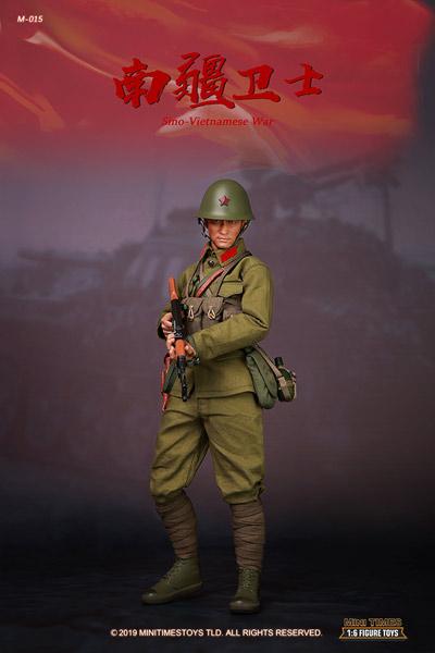 【MiniTimesToys】MT-M015 1/6 PLA Sino-Vietnamese War 中国人民解放軍 中越戦争 兵士 1/6スケールフィギュア