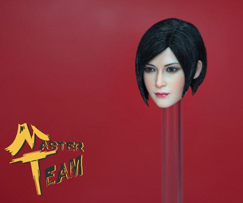 【MTTOYS】MTT-01 1/6スケール 女性ドールヘッド