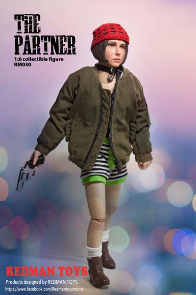【REDMAN】RM030 THE PARTENR パートナー少女 1/6スケールフィギュア