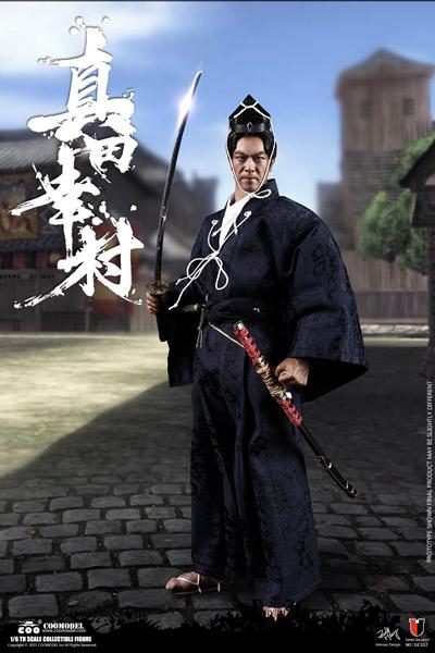 【COO】SE0102 1/6 SERIES OF EMPIRES - SANADA YUKIMURA (CASUAL VERSION) 真田幸村 便服版 1/6スケールフィギュア