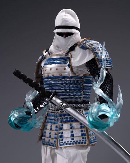 【ToysDao】TD06 1/6 White Ninja 白忍 忍者 ニンジャ 1/6スケールフィギュア