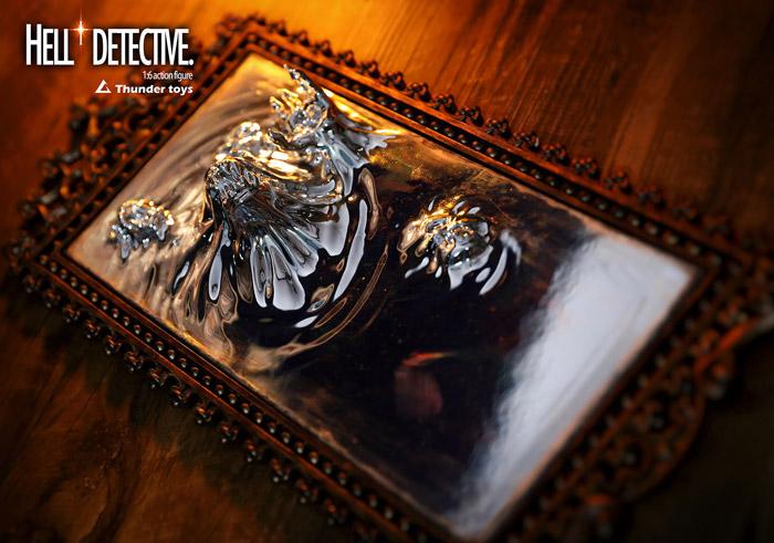 【Thundertoys】TD2020B HELL DETECTIVE Deluxe edition 探偵 1/6スケール男性フィギュア
