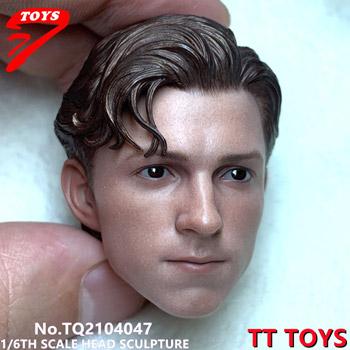 【TTTOYS】TQ210407 TH 1/6スケール 男性ヘッド