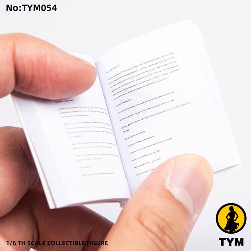 【TYM】TYM054 1/6 BOOK サイエンストゥデイ 科学本 1/6スケール 本