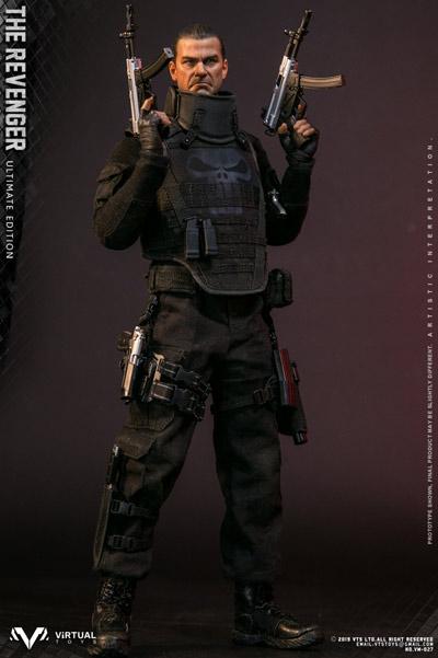 【VTS】VM-027 1/6 THE REVENGER ULTIMATE EDITION 復讐者 1/6スケール男性フィギュア