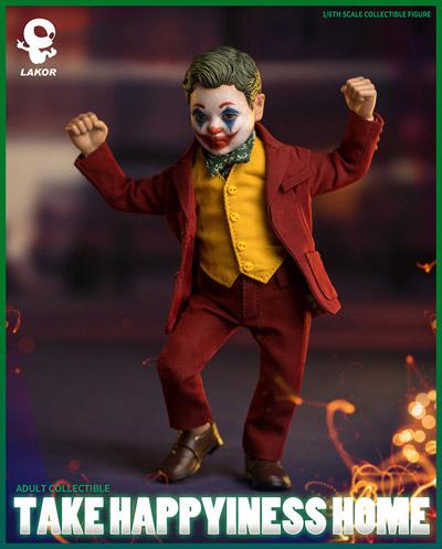 【WorldBox】Lakor Baby 1/6 子供 ピエロ少年 bb018 Deluxe Version1/6スケール男児フィギュア