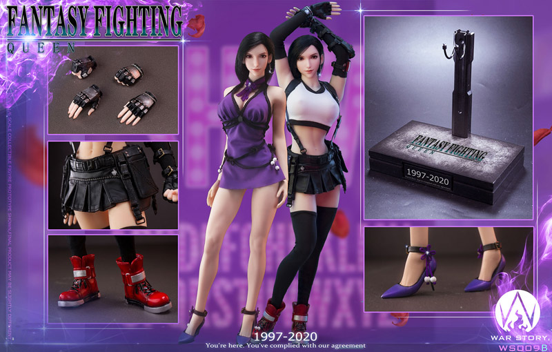 【WAR STORY】WS009B 1/6 Fantasy Fighting Queen ファンタジーファイティングクイーン 1/6スケールフィギュア