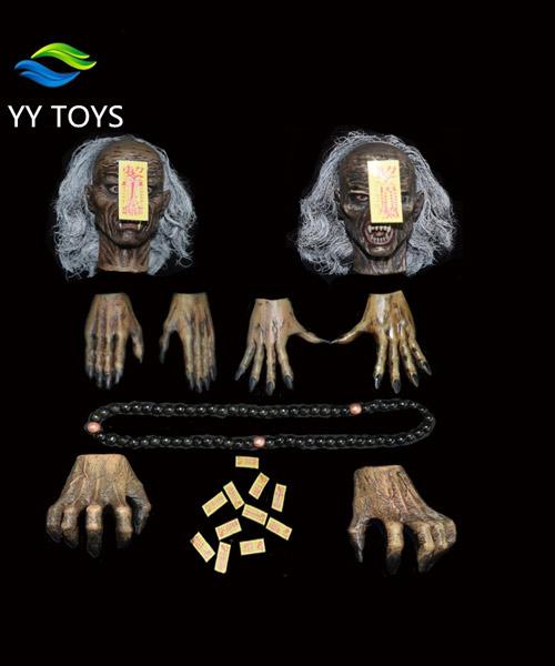 【YY TOYS】任老爺 チャイニーズ ヴァンパイア キョンシー 1/6スケールフィギュア