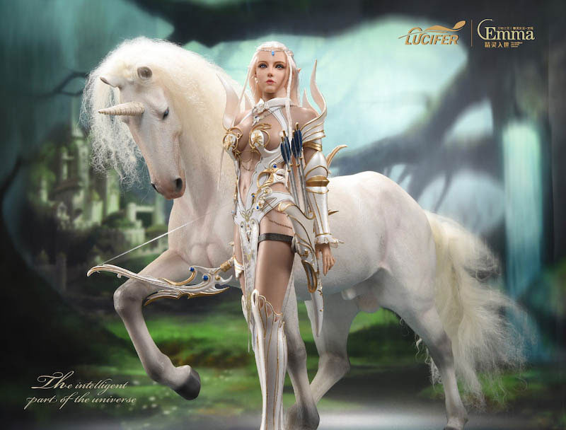 【Lucifer】LXF1904B Elf Queen Emma Queen Version エルフ クイーン エマ 女王バージョ